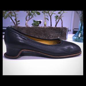 Camper black heel- size 41